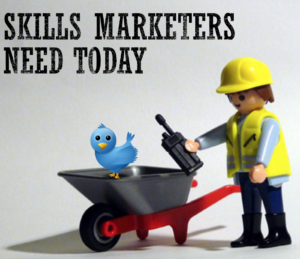 Skills Marketers Need Today