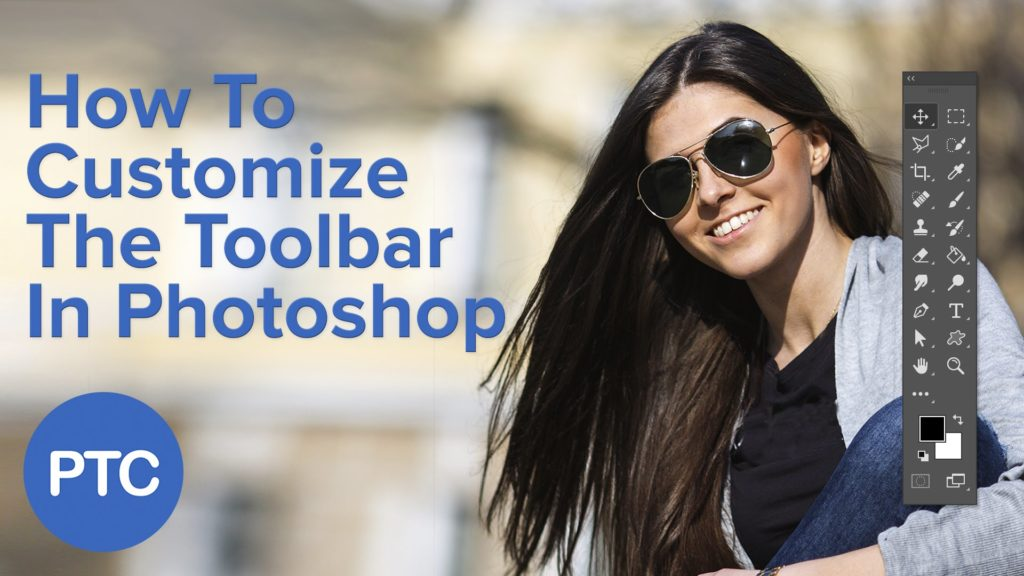 Photoshop Customize The Toolbar