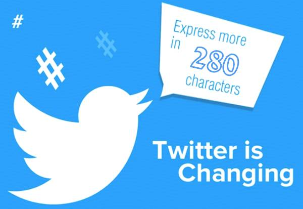 Twitter Character Limit Increased