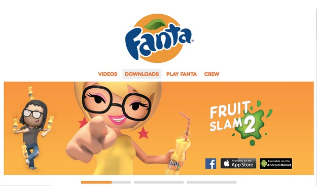 Fanta Animation Content