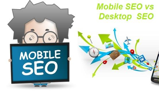 Mobile SEO and Desktop SEO