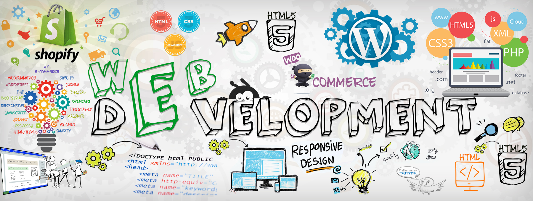 Avail Custom Web Development Services