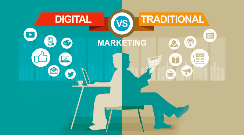 Social Media Marketing vs Traditional Marketing