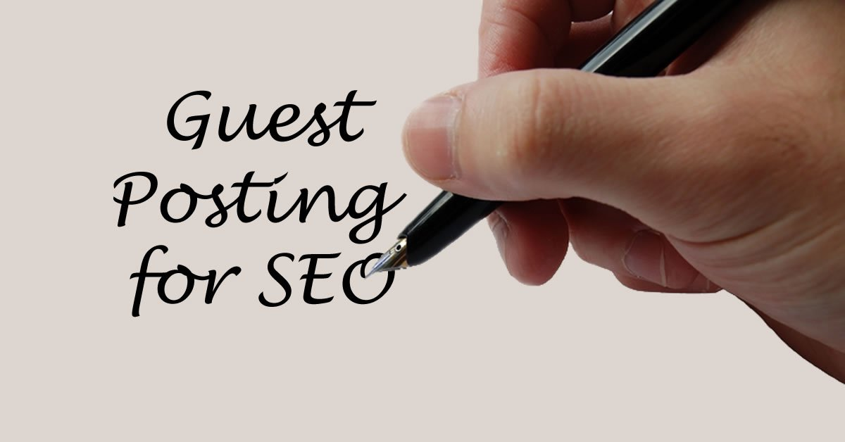The SEO Advantages of Guest Blogging