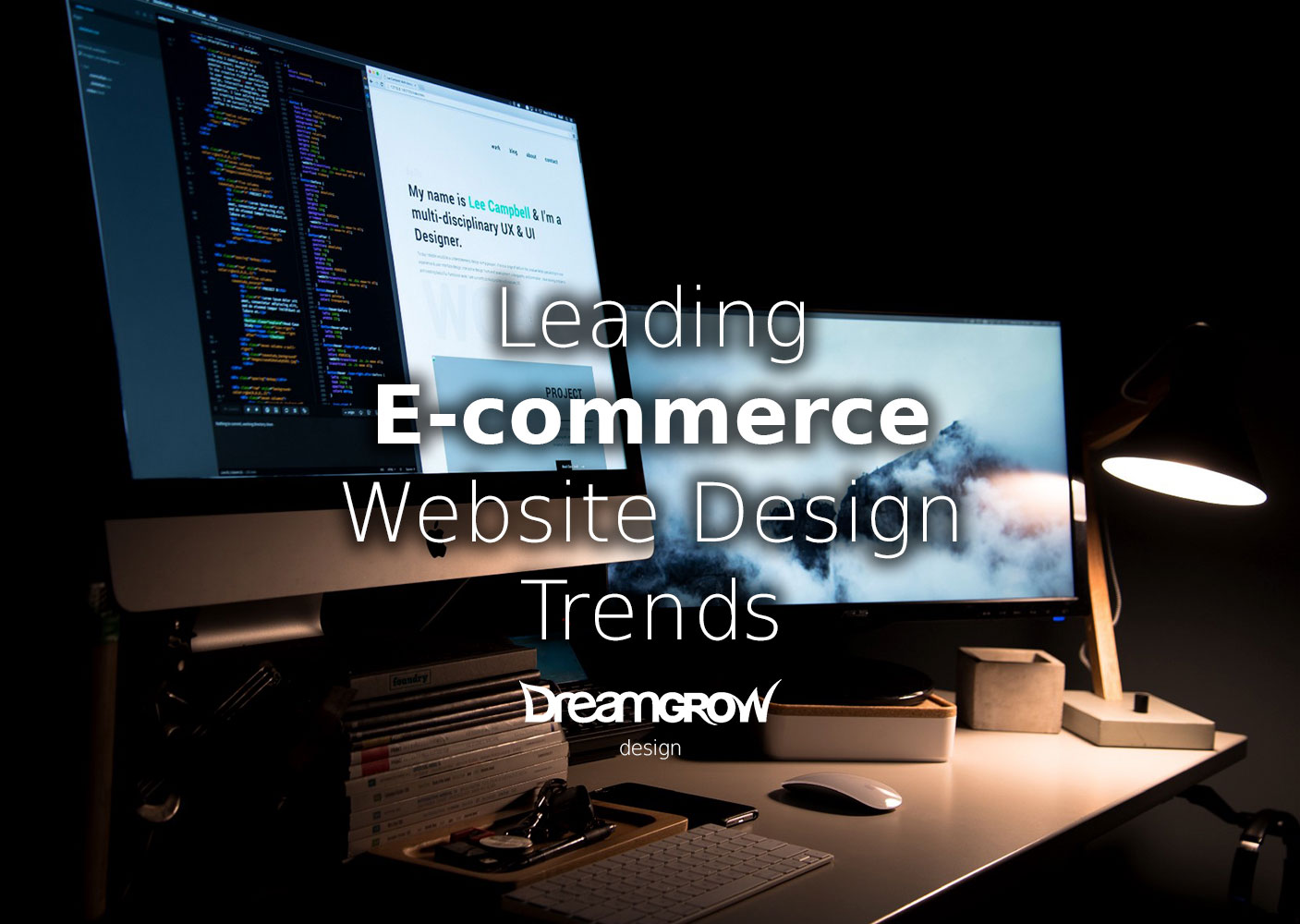 E-commerce Website Design Trends