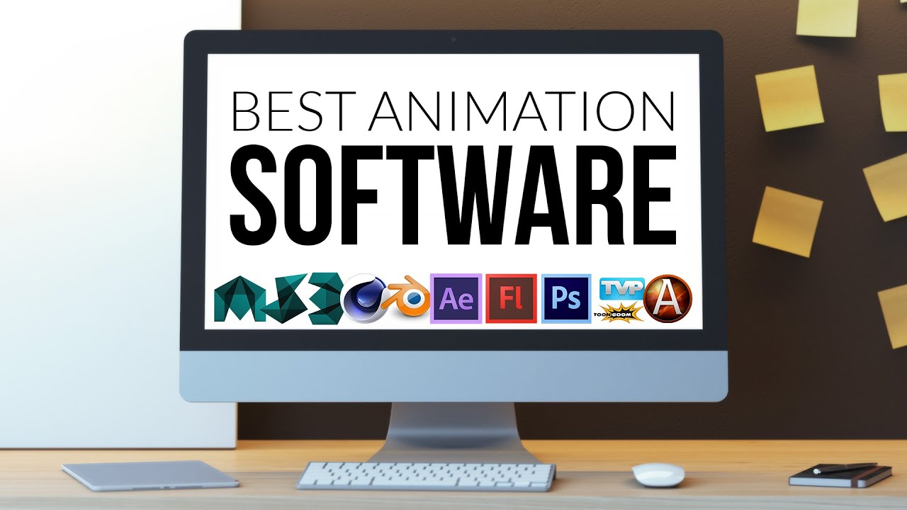13 Best Software to Create Spectacular Animated Videos