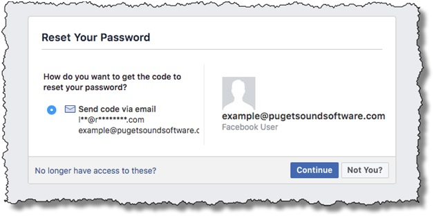 How Can I Unlock My Locked Facebook Account as I Have Forgotten My